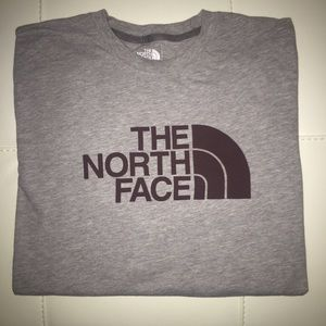 North Face Full Sleeves T-Shirt